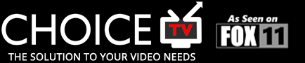 Video Marketing & Production Company in Orange County, CA | ChoiceTV
